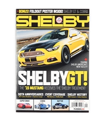 Shelby Annual Magazine 2014-2015