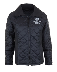 Ladies Diamond Quilt Jacket