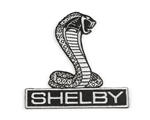 Shelby Snake Die Cut Patch
