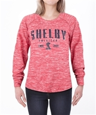 Ladies Shelby American French Terry Pullover