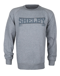Shelby Heather Crewneck Sweatshirt