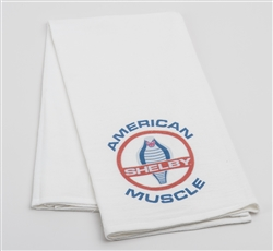 American Muscle Dish Towel