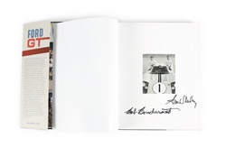 "Autographed - ""Ford GT: How Ford Silenced the Critics, Humbled Ferrari and Conquered LeMans"" Book"
