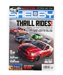 Magazine: 2013 Shelby Annual