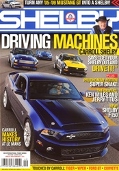 Magazine: 2009 Shelby Annual