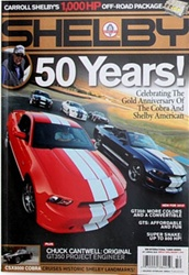 Magazine: 2011 Shelby Annual