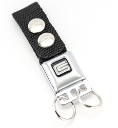 CS Seatbelt Keychain
