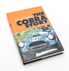 """The Cobra Story"" Book"