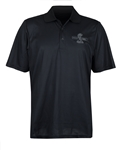 Black Carbon Fiber Polo