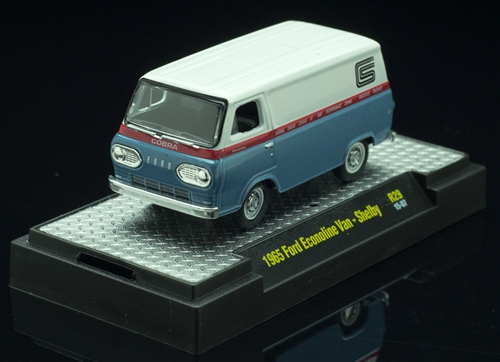 M2 Machines Shelby Series - 1965 Ford Econoline Shelby ... |Shelby Econoline