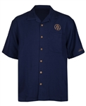 Shelby Cobra Navy Mosaic Campshirt