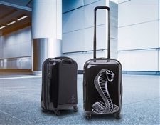 Shelby Carbon Fiber Design Carry-On
