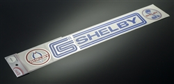 Foil CS Shelby 3-in-1 Decal
