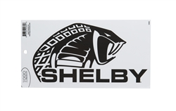 Shelby Snake Head Decal