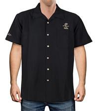 Black Camp Shirt
