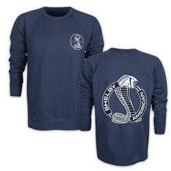 Shelby American Denim Heather Sweatshirt