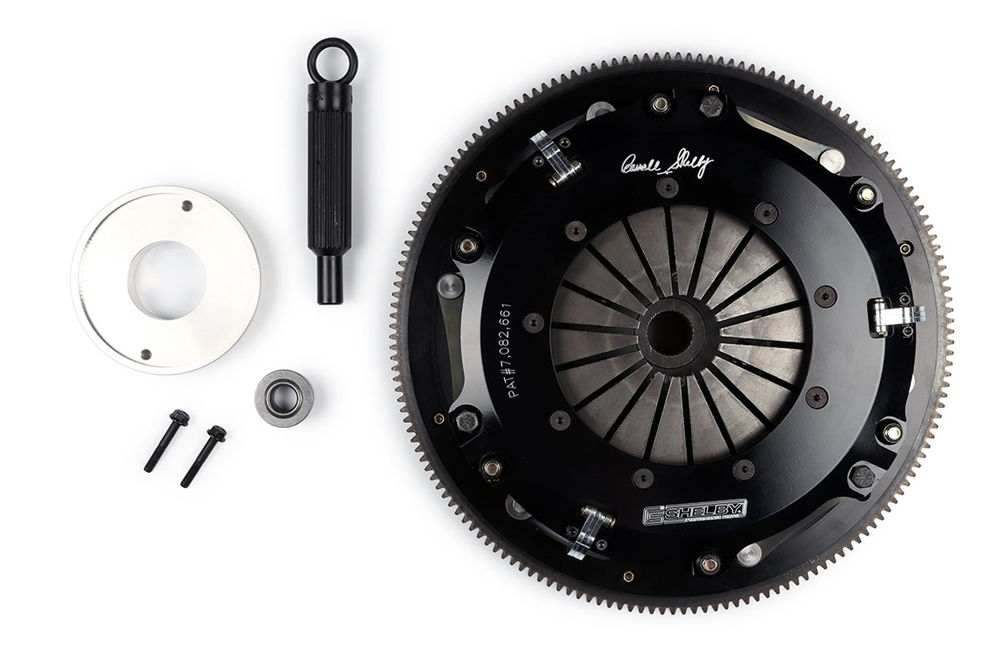 Shelby High Performance Clutch - Twin Disc (2007-2009 5.4L)