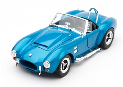 1:18 1966 Blue Super Snake Diecast