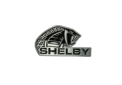 Shelby Snake Head Pin