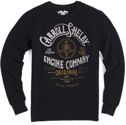 Shelby Engine Co Black Thermal