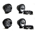 "Raptor 6"" Round Auxiliary High Intensity Discharge Lights (2010-2014)"
