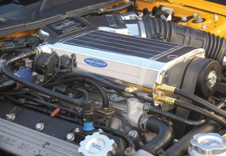 Shelby Gt500 Kenne Bell Quot 3 6l Quot Liquid Cooled Super Charger