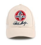 Carroll Shelby Foundation Ivory Hat