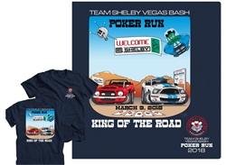 2018 Bash Poker Run Tee