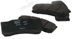 Baer Shelby Brake Pads - Extreme (Service Replacement) (Front or Rear) (2007-2013)