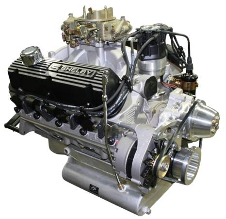 Carroll Shelby Engine Co 289 Engine 331 Ci 450hp