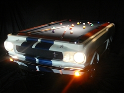 1965 Shelby GT350 Pool Table