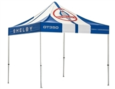 Custom Shelby 10'x10' Pop Up Tent