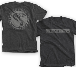 2016 Team Shelby Grey Tee