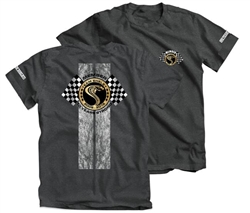 2018 Team Shelby Charcoal Tee