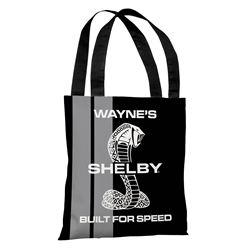 Custom Built for Speed Tote Bag