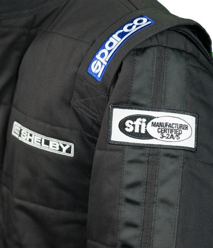 Sparco Black Racing Jacket