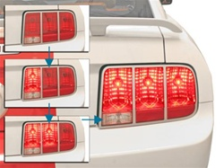 2005-2009 Shelby Sequential Tail Light Kit