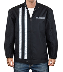 Black Illuminator Jacket