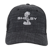Shelby Graphite Linen Hat