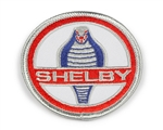 Shelby Cobra Circle Patch