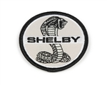 Shelby Snake Circle Patch