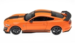2020 Ford Shelby Orange GT500