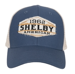 1962 Shelby American Patch Indigo Hat