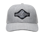 Shelby Snake Diamond Grey Hat