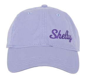 Ladies Shelby Purple Hat