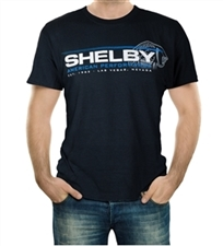 Shelby American Performance Black Tee