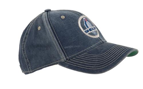 Shelby Cobra Denim Hat