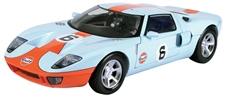 1:12 2005 Ford GT Concept Gulf Blue
