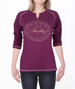 Ladies Velvet Groove Long Sleeve Tee