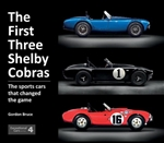 """The First Three Shelby Cobras"" Book"